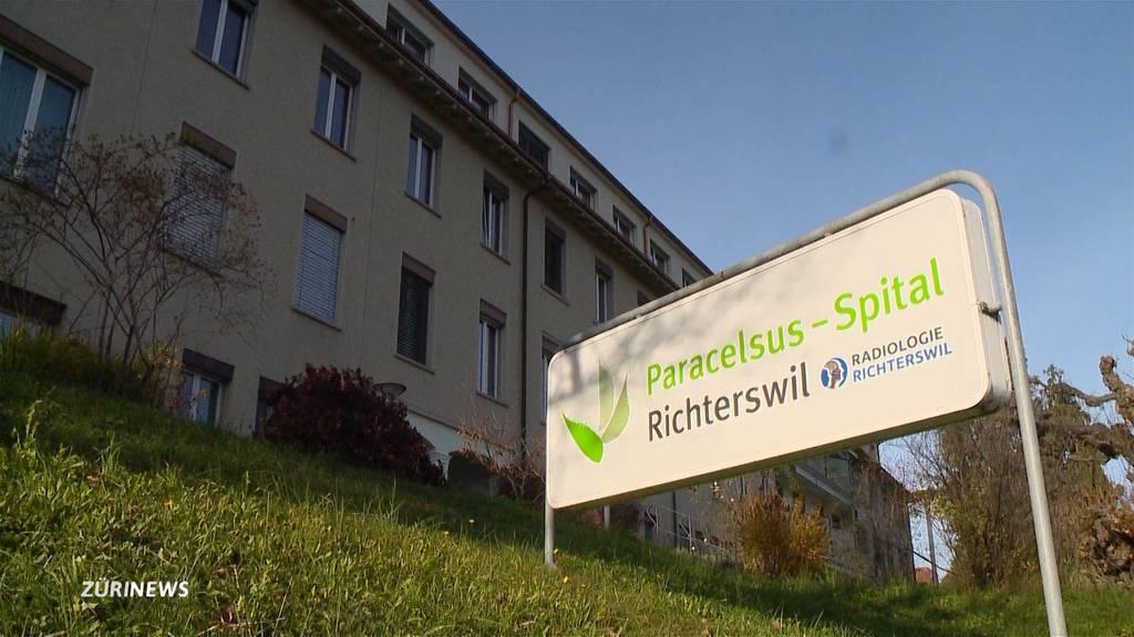 Wegen Corona: Paracelsus-Spital in Richterswil muss schliessen