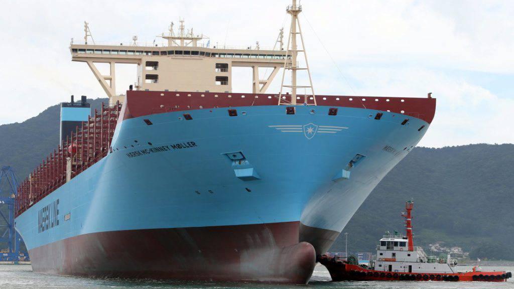 ABB hat bisher elektrische Antriebssysteme an über 90 Eisbrecher oder eisgängige Schiffe ausgeliefert. (Symbolbild)