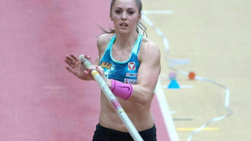 Kira Grünberg strahlt nach dem schwerwiegenden Unfall viel Lebensfreude aus