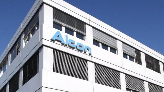 Die Novartis-Tochter Alcon steht in China unter Druck (Archiv)