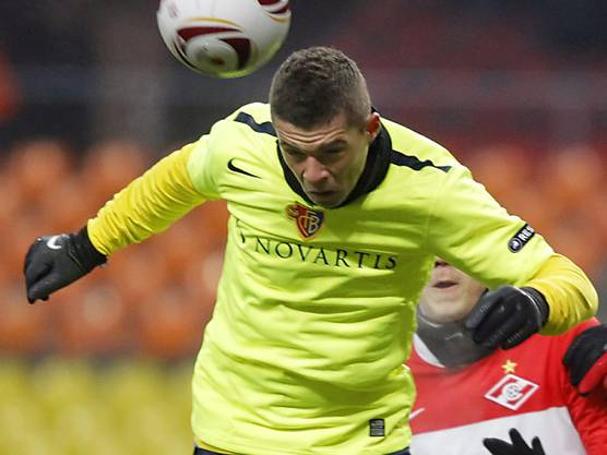 Xhaka, der den Durchbruch in Basel rasch bewältigt hat, möchte sich so sportlich weiterentwickeln.