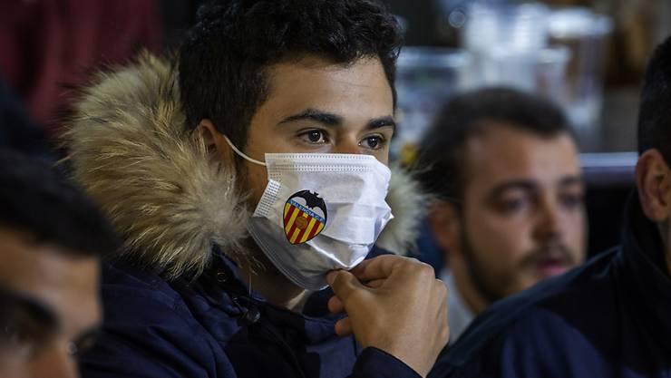 Die Schutzmassnahmen halfen bei Valencia wenig
