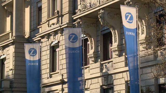Zurich streicht 750 Schweizer Stellen