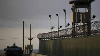Blick auf das Guantanamo-Gefängnis in Kuba (Archiv)