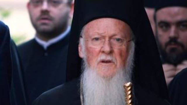Patriarch Bartholomäus (Archiv)
