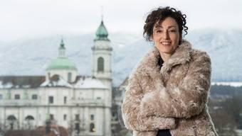 Stina Werenfels trotzt der Kälte in Solothurn mit einem Film, der für hitzige Gemüter sorgen wird.
