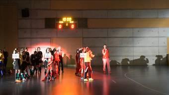 B-Juniorinnen spielen erstmals am Bolliger-Cup