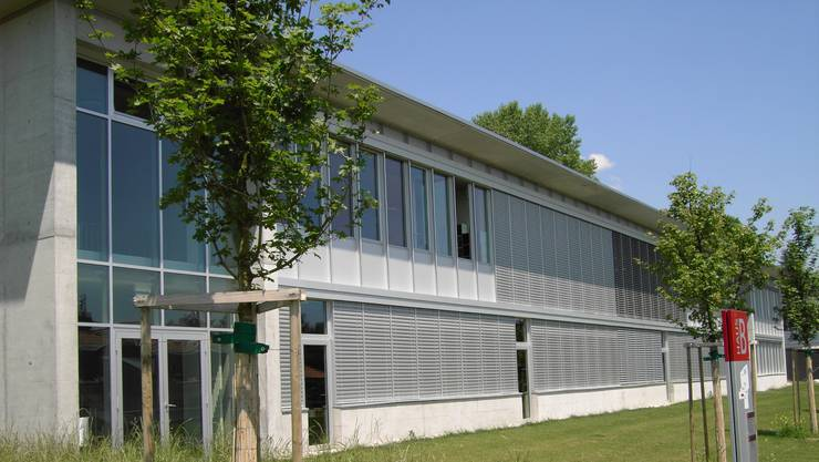 Die Schulanlage Büelen ist seit dem 13. März geschlossen.