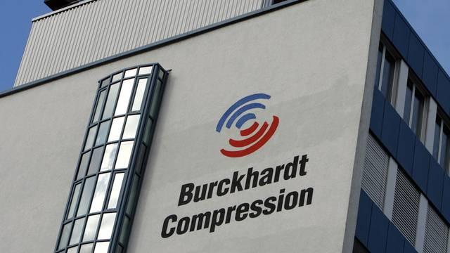 Trotz geringerem Umsatz konnte Burckhardt Compression den Gewinn steigern