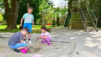 Keine Einsprachen gegen den Spielplatz im Oltner Stadtpark.