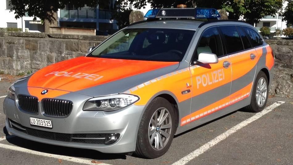 Einbrecherinnen in Meggen in flagranti erwischt