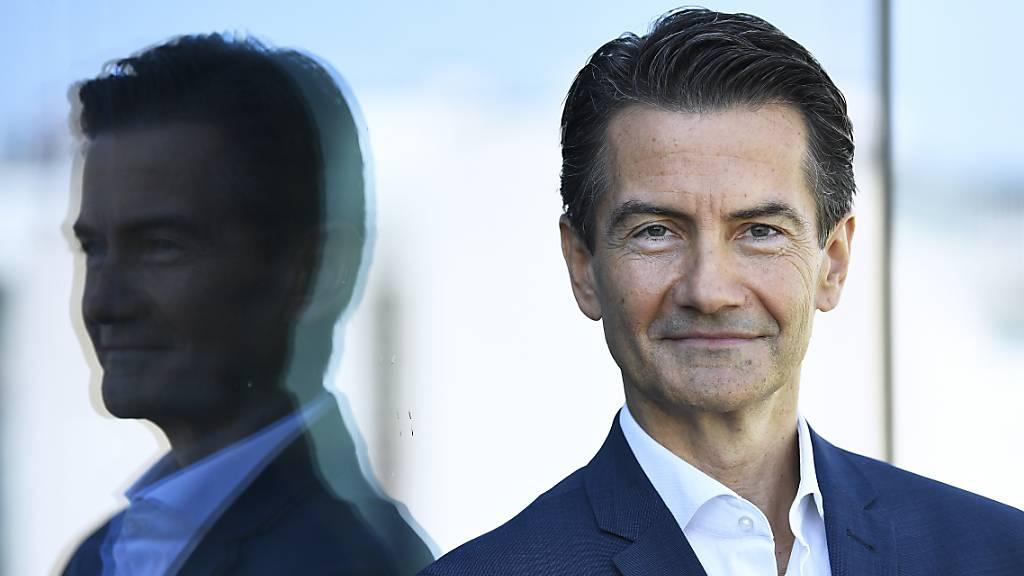 Roland Weissmann wird neuer Chef des österreichischen Senders ORF