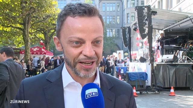 Anekdoten des Zürcher Wahlkampfes auf der Strasse