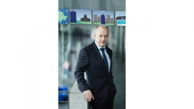 Swisscom-Konzernchef Urs Schaeppi. Foto: Montage/Keystone