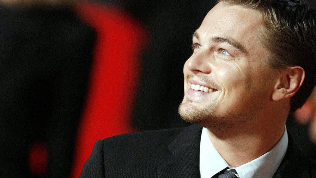 Leonardo DiCaprio liebt den Nervenkitzel: Nachdem seine Chancen auf einen Oscar mit der Golden Globes-Auszeichnung massiv gestiegen sind, dürfte ihm dieser derzeit gewiss sein (Archiv).