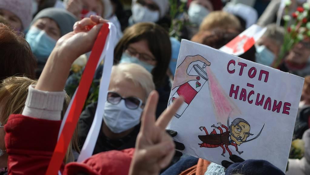 Demo Minsk
