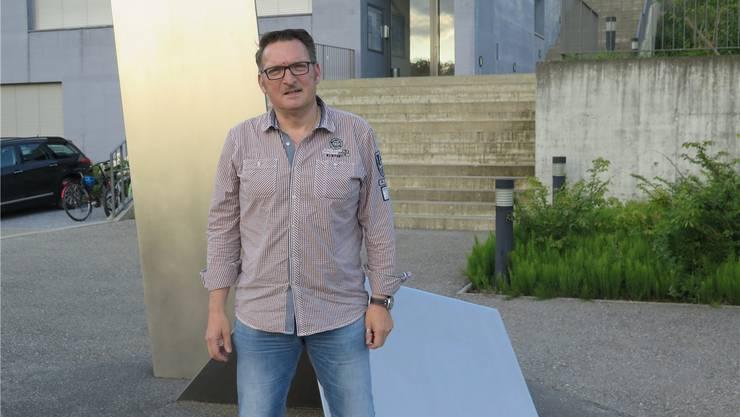 Beat Gradwohl arbeitet seit 30 Jahren in der Gemeinde Starrkirch-Wil.