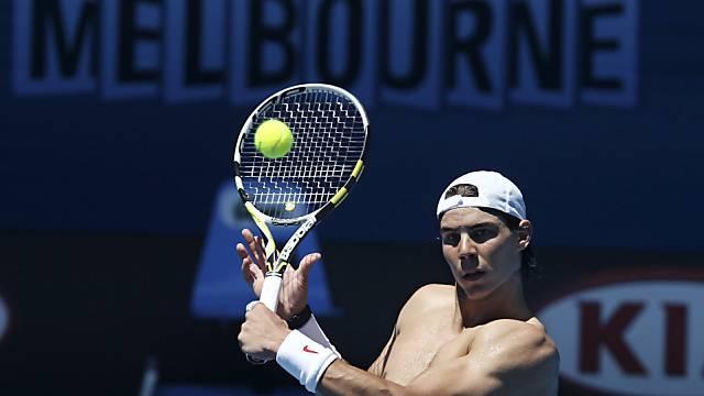 Rafael Nadal bereitet sich auf Mallorca auf sein Comeback vor
