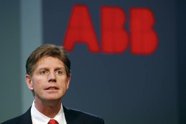 Unter dem Amerikaner tätigte ABB milliardenschwere Zukäufe. Danach kehrte er aus «familiären Gründen» in die USA zurück.