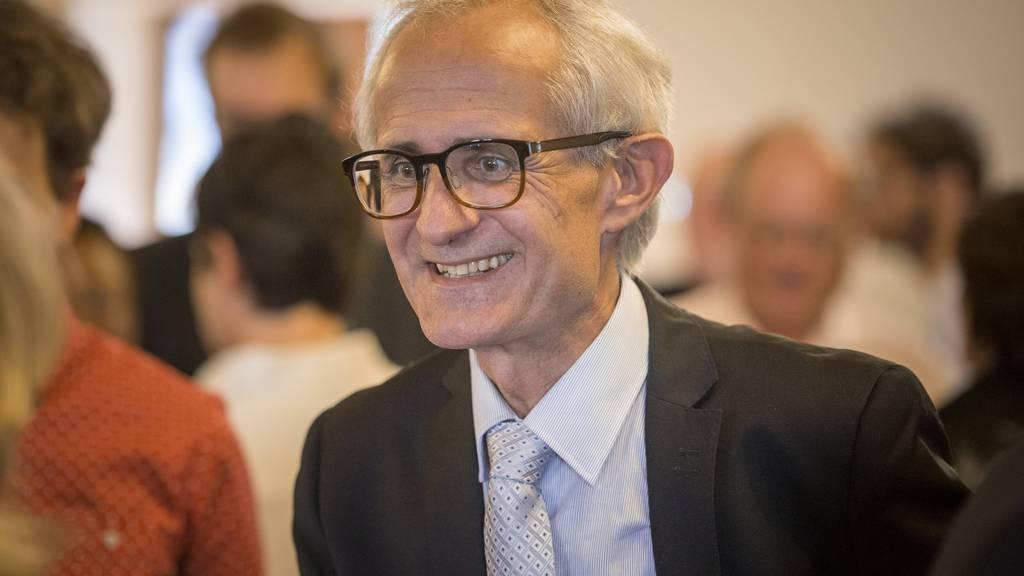 Nino Cozzio war während zehn Jahren Sozial- und Sicherheitsdirektor der Stadt St.Gallen.