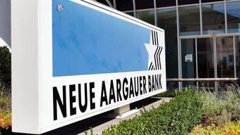 Die Neue Aargauer Bank verschwindet.