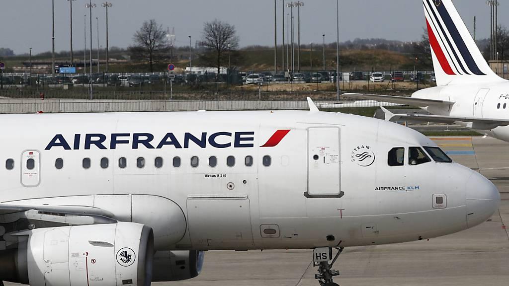 Air France-KLM muss Gewinneinbruch hinnehmen