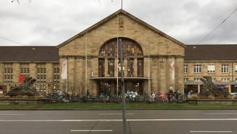 Burckhardt Badischer Bahnhof