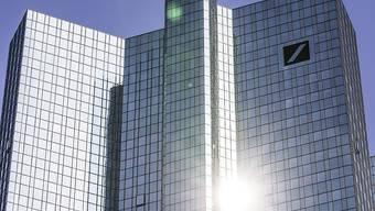 Die Deutsche Bank will weiterhin keine Angaben zu ihren Geschäften rund um den US-Präsidenten Donald Trump und seiner Familie machen. (Archivbild)