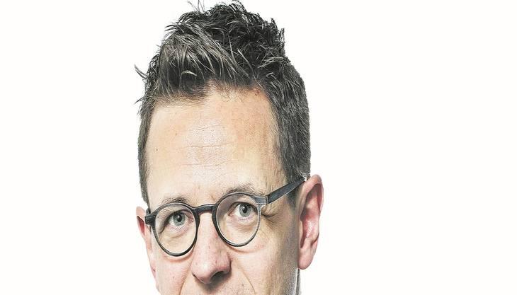 Christian Dorer, Chefredaktor Aargauer Zeitung.