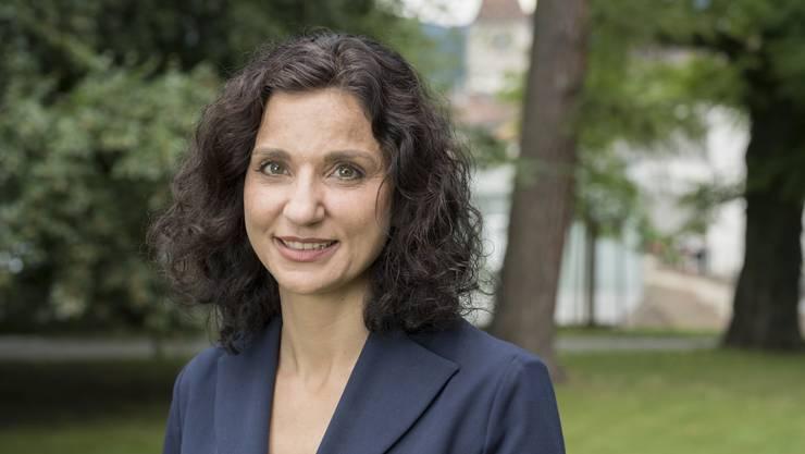 """SP-Präsidentin Gabriela Suter findet den ABB-Deal """"skandalös""""."""