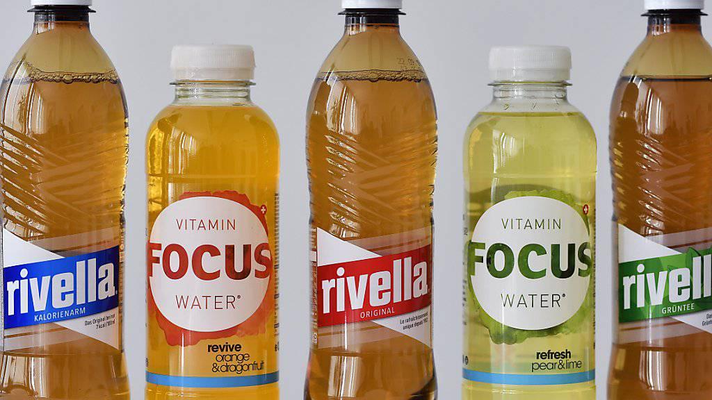 Rivella übernimmt das kleine Zürcher Unternehmen Fluidfocus, das so genanntes Vitaminwasser verkauft.