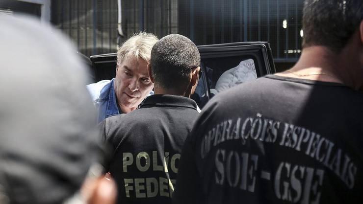 In Rio wurde Eike Batista am Montag von der Polizei erwartet.