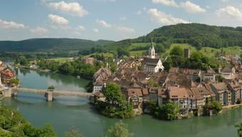 Im März 2019 bekommen die beiden Städtchen ihren ersten «Burgschreiber zu Laufenburg».