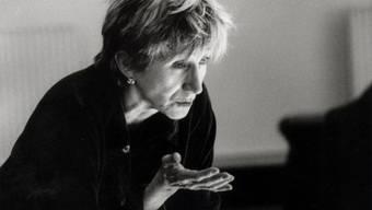 Olympia Dukakis bei einer Theaterprobe in London (Archiv)