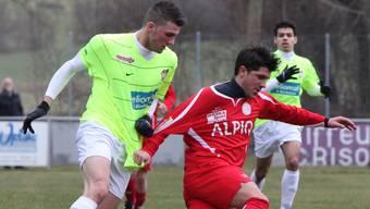 Der Kampf um den Ligaerhalt muss jetzt beim FC Wangen bei Olten noch härter geführt werden. (Symbolbild)