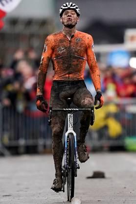Sieger Mathieu van der Poel.