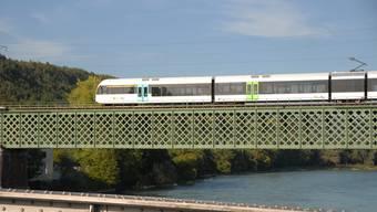 Ab Montag fahren Thurbo-Züge wieder von Koblenz nach Waldshut und umgekehrt.