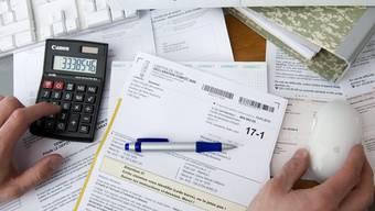 Bleibt einigen Firmen erspart: Die Waadtländer Steuererklärung (Symbolbild)