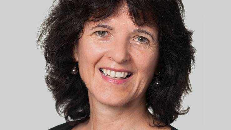 Diana Stärkle (SVP) hat in Egerkingen die SVP auferstehen lassen.