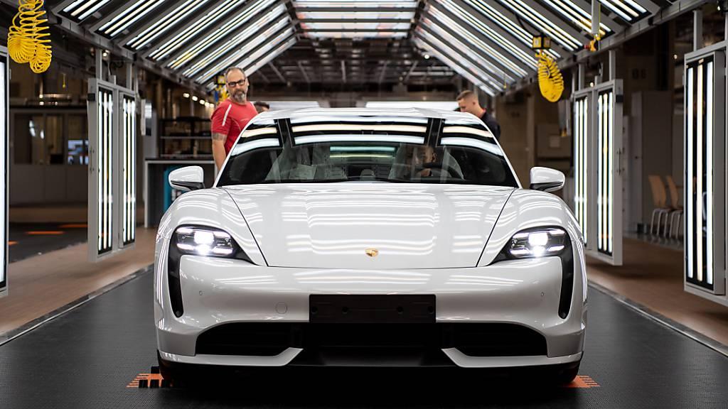 Porsche hat 2020 etwas mehr Umsatz eingefahren