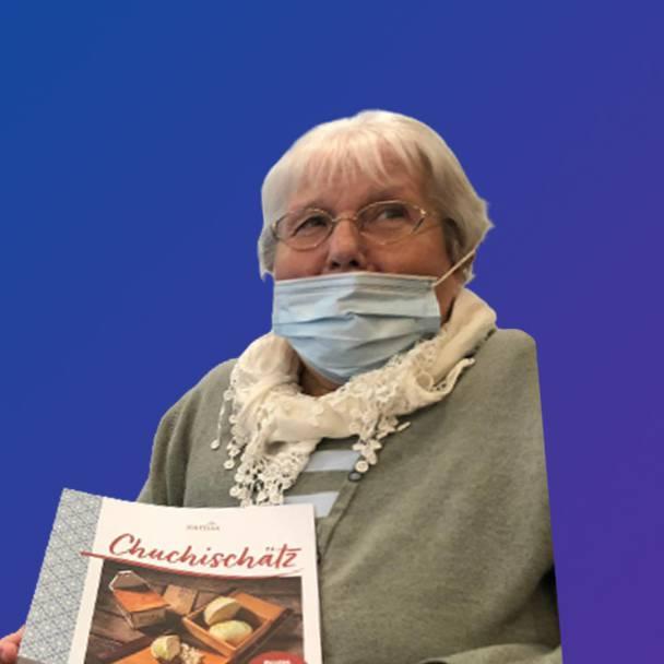 Chuchischätz: Frau Winklers Schlüüferli