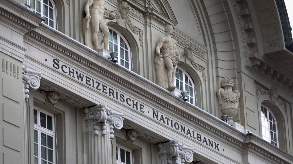 Nationalbank erwartet Gewinn von 49 Milliarden Franken