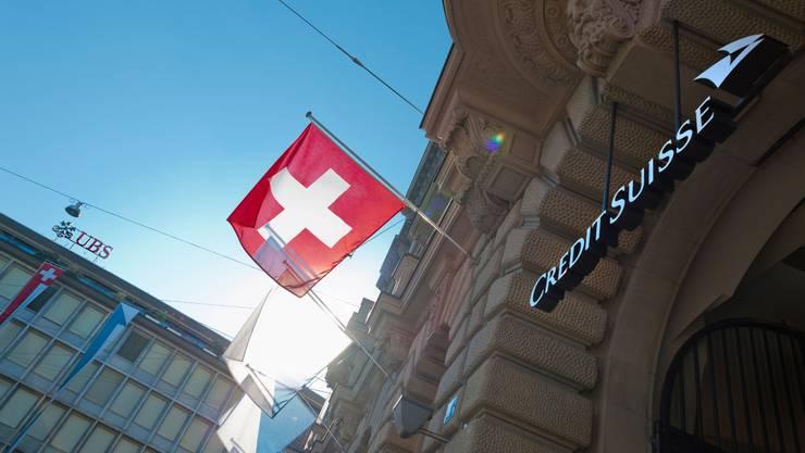 Immer mehr Konkurrenzkampf zwischen den zwei Schweizer Grossbanken.