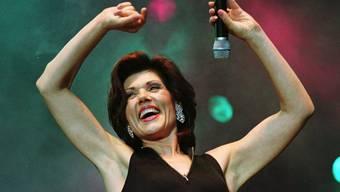 Maja Brunner pflegt ein traditionell Schweizerdeutsches Vokabular: So geht die Sängerin etwa lieber aufs AB als aufs WC. (Archivbild)