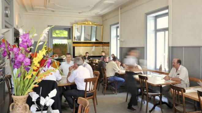 Das Gourmet-Lokal «Maihöfli» von Pächter und Koch Peter Burri. Foto: HO