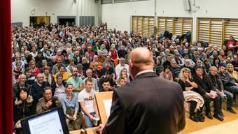 Gemeindeversammlung Spreitenbach