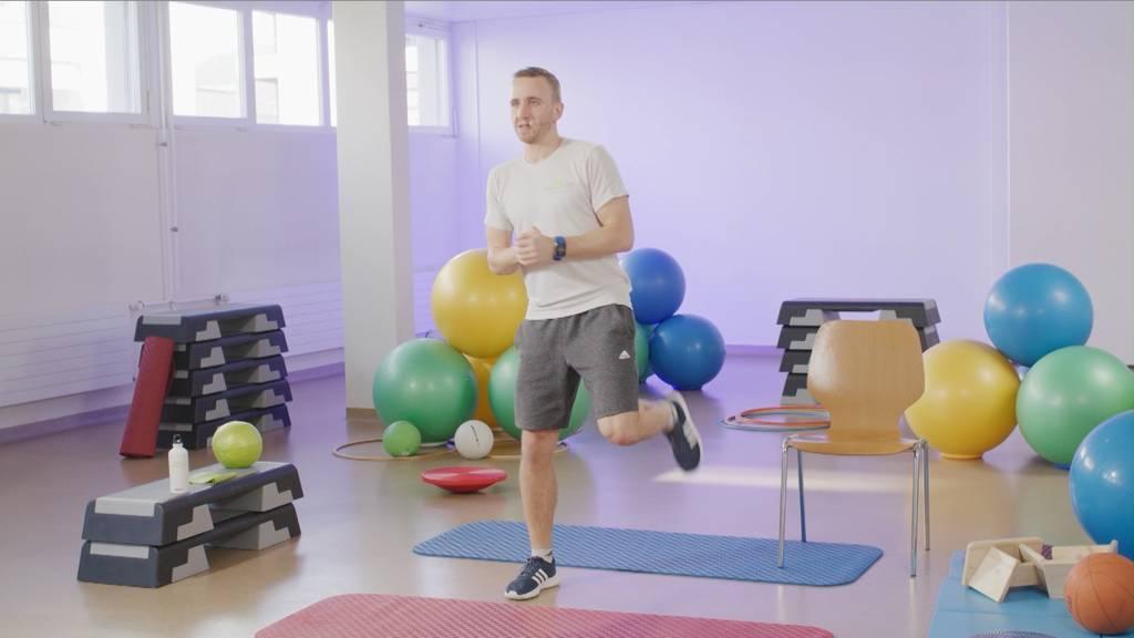 «Gymnastik im Wohnzimmer» vom 22. Oktober 2021