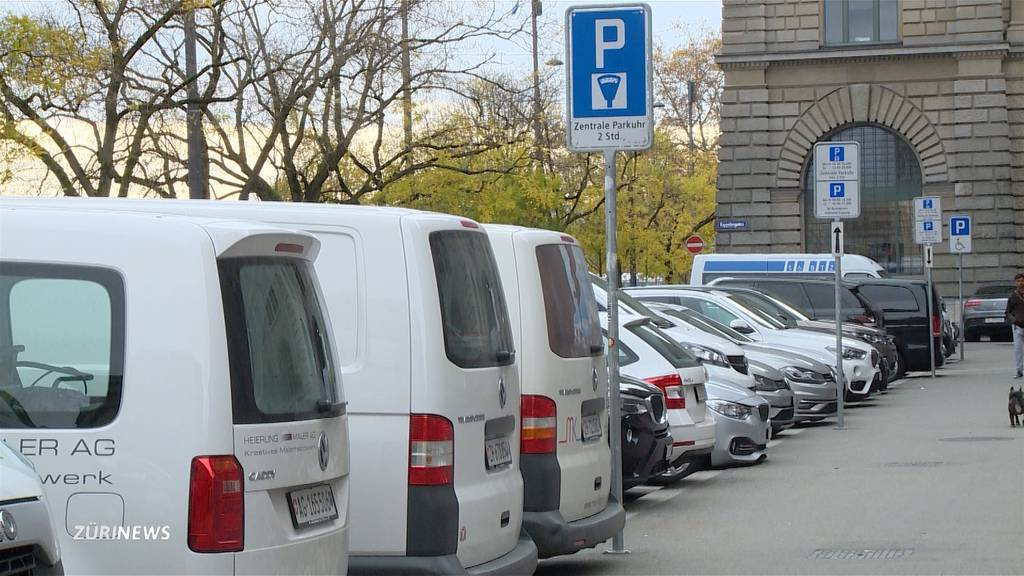 Streichung von Parkplätzen sorgt für rote Köpfe