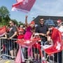 Die Fans warten gespannt: Die Silberhelden von Kopenhagen sind zurück