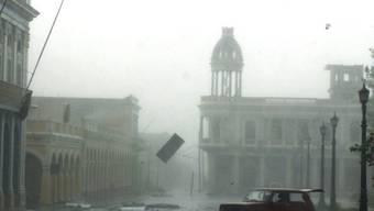 Ein Tornado hat am Sonntag auf Kuba gewütet - mindestens drei Menschen kamen ums Leben, 172 weitere wurden verletzt. (Symbolbild)